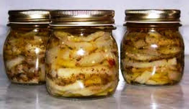 Melanzane sott'olio alla napoletana