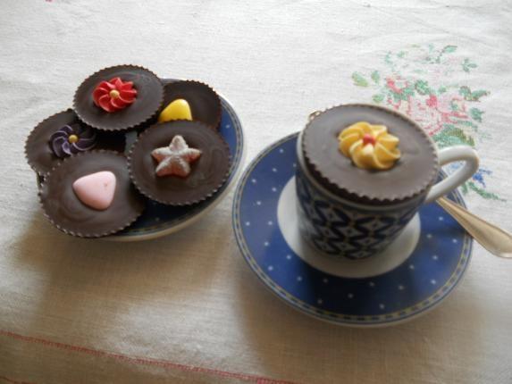 COPERCHIETTI PER CAFFE'