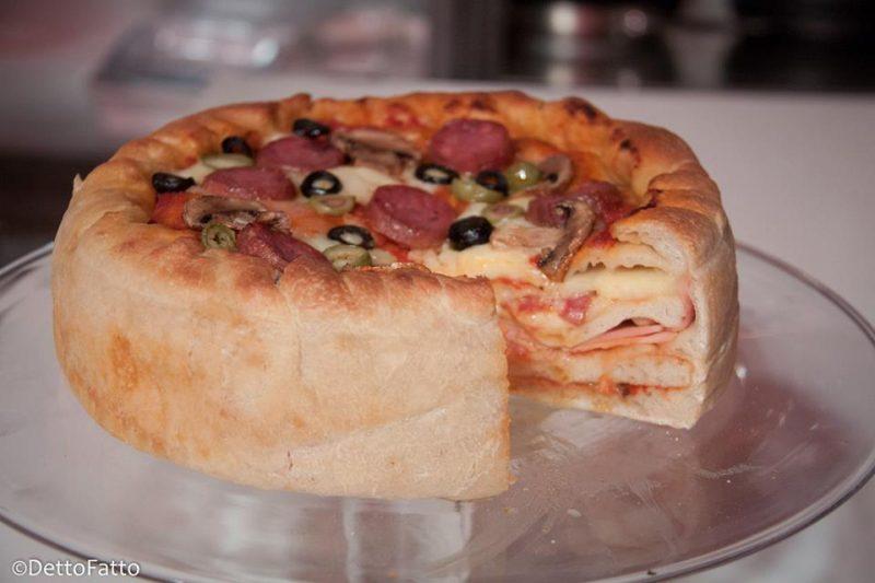 PIZZA CAKE (DETTO FATTO)