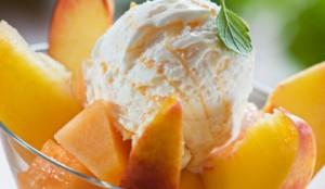 semifreddo yogurt e melone