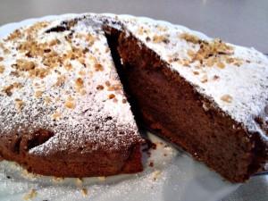 torta 7 vasetti cacao nocciole
