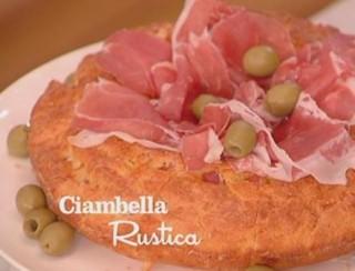 ciambella rustica